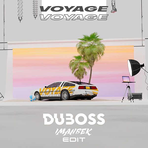 Voyage - Single Cover